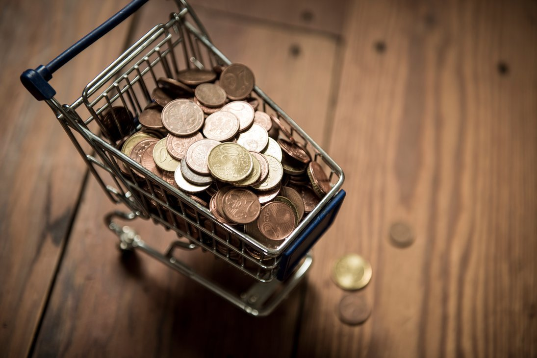 (Foto: €-Münzen von complize / photocase.de)